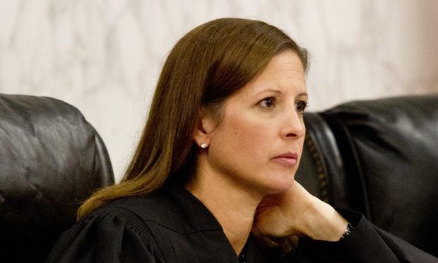 Presiding Judge Sara Doyle, Georgia Court of Appeals (Photo: John Disney/ALM)