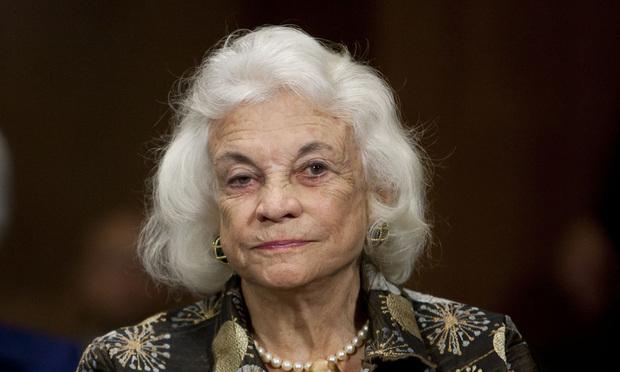 Retired Supreme Court Justice Sandra Day O'Connor (Photo: Diego M. Radzinschi/ALM)