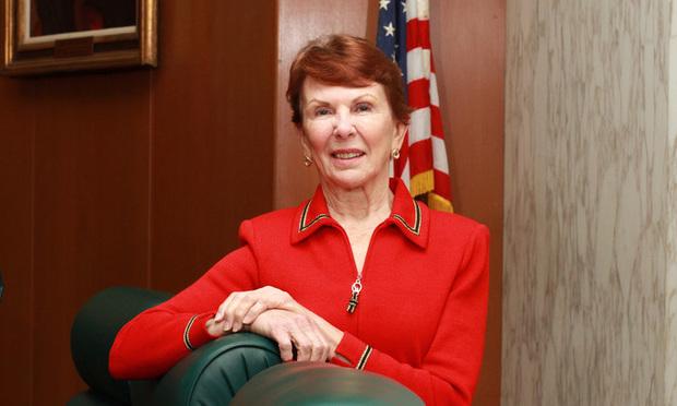 Justice Carol Hunstein, Supreme Court of Georgia, December 2018 (Photo: John Disney/ALM)