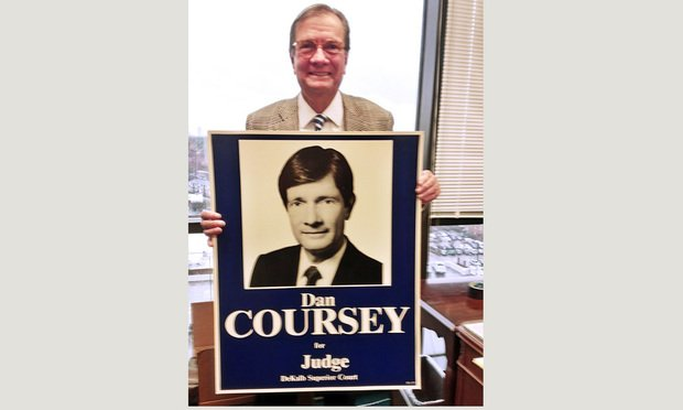 After 36 Years, DeKalb Superior Judge Dan Coursey to Take