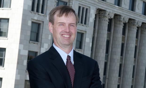 David T. Markle (Photo: Rebecca Breyer/ALM)