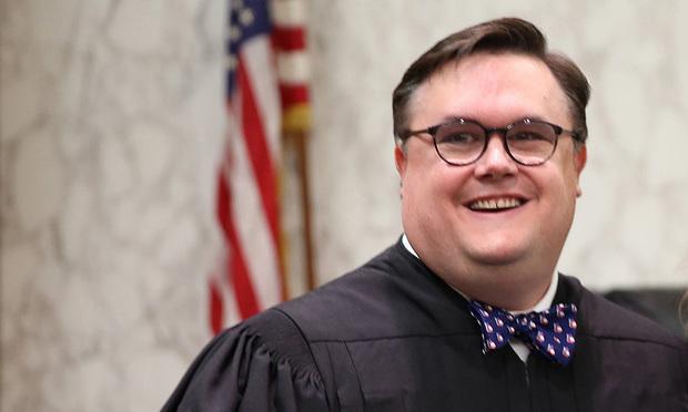 Judge Stephen Dillard (Courtesy photo)