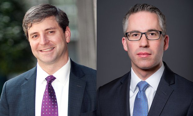 barnes law group withdraws as counsel for republicans in votingvincent robert russo (left) and bryan tyson (courtesy photos)