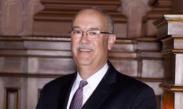 Judge Steve Goss, Georgia Court of Appeals. (Photo: John Disney/ALM)