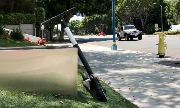 Lawsuit Targets Bird e-Scooter Over Claimed Brake Lockup | Daily Report
