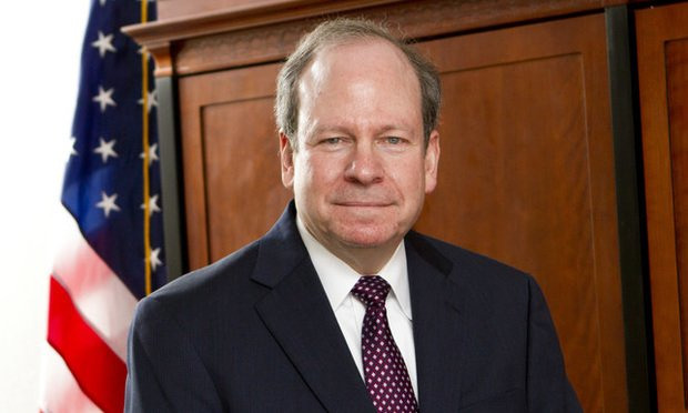 Judge Mark Cohen.