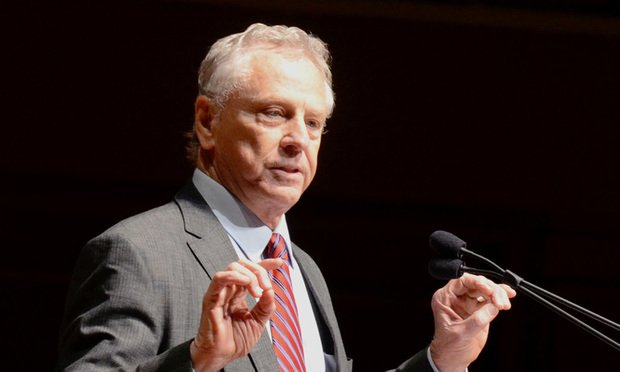 Morris Dees, co-founder of the Southern Poverty Law Center. (Photo: Susan Montgomery/Shutterstock.com)