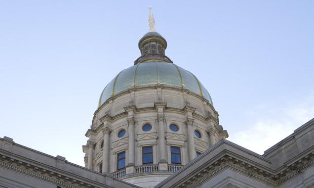 Georgia State Capitol (Photo: John Disney/ALM)