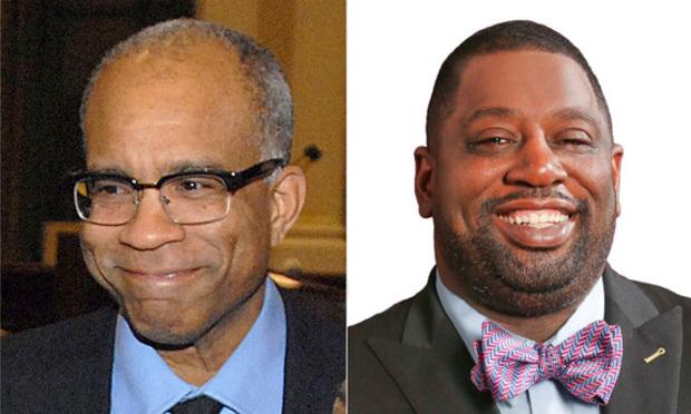 Randall Kennedy and Marvin Arrington Jr.