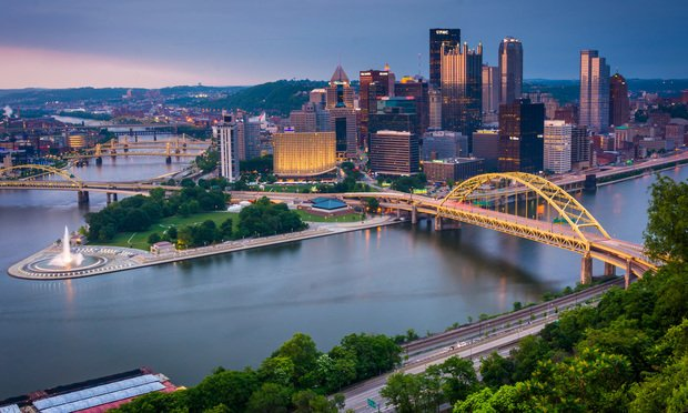 Pittsburgh, Pennsylvania (Photo: ESB Professional/shutterstock)
