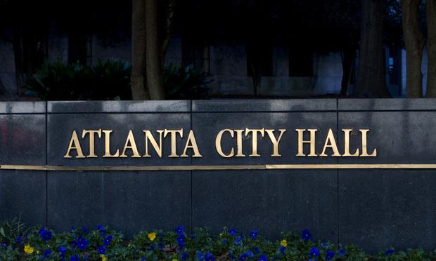 Atlanta City Hall. Photo by John Disney/ALM