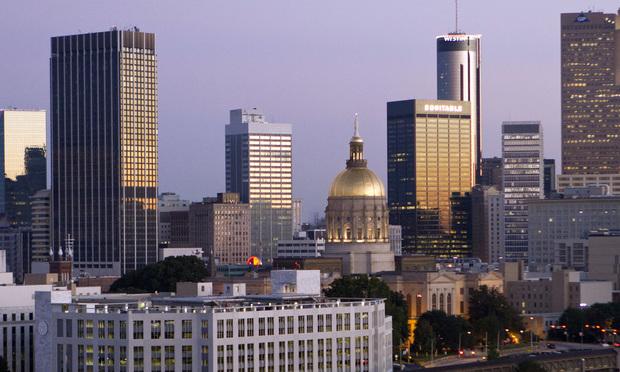 Atlanta Skyline. Photo by John Disney/ALM