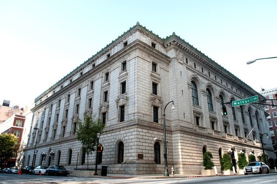 Eleventh Circuit Court of Appeals Building