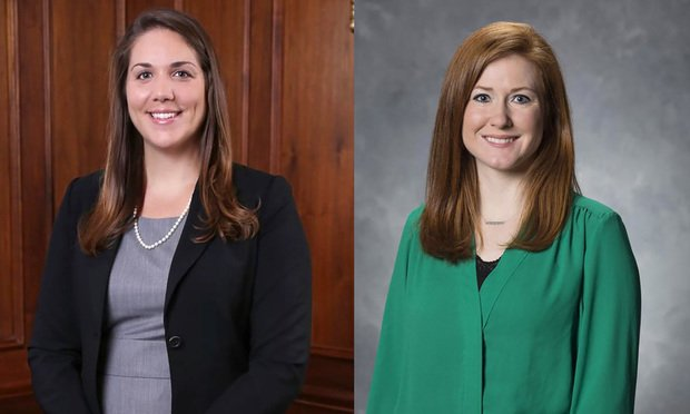 Emma Heatherington, director (left), and Jean Mangan, staff attorney, with the UGA CEASE clinic. (Courtesy photos)