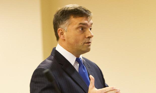 John Melvin, Cobb County district attorney (Photo: John Disney/ALM)