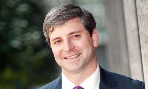 Vincent Russo, Robbins Firm, Atlanta (Rebecca Breyer/ALM)