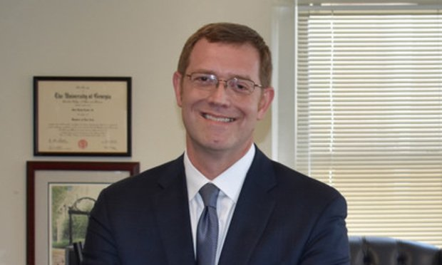 David Cooke, Bibb County District Attorney, Macon Georgia (Courtesy photo)