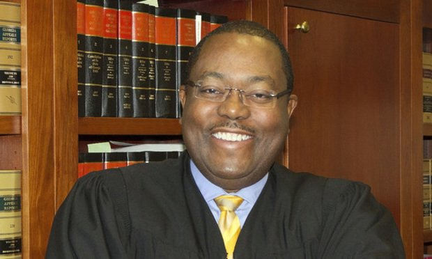 Judge Horace Johnson, Alcovy Judicial Circuit (Photo: William Brawley)