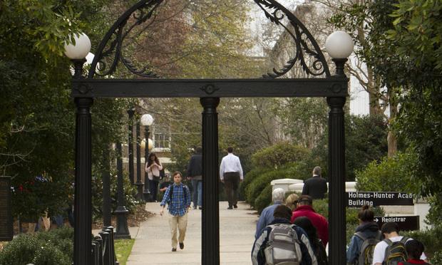 University Of Georgia Athens >> Sec Sues Recent Uga Graduate Over Alleged Ponzi Scheme Daily Report