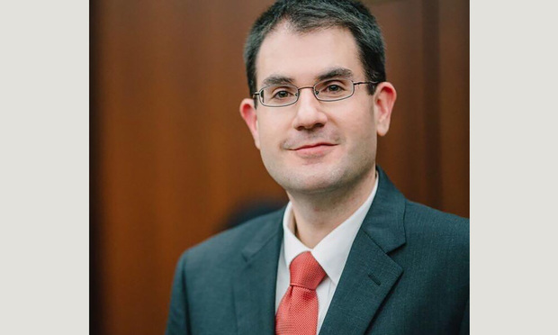 Judge Brendan Murphy, chief magistrate , Cobb County, Georgia (Courtesy photo)