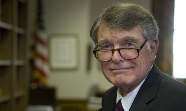 Judge Lanier Anderson.