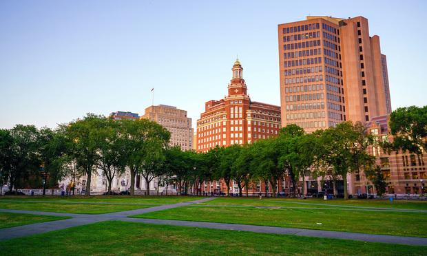 Downtown New Haven skyline. Credit: Shutterstock.com