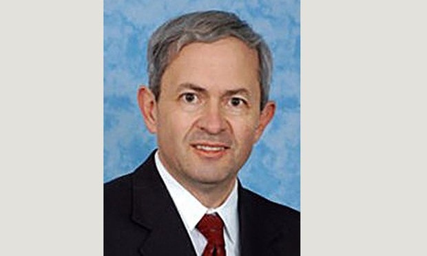 Chief Judge John Simpson, Carroll County Superior Court. (Courtesy photo)