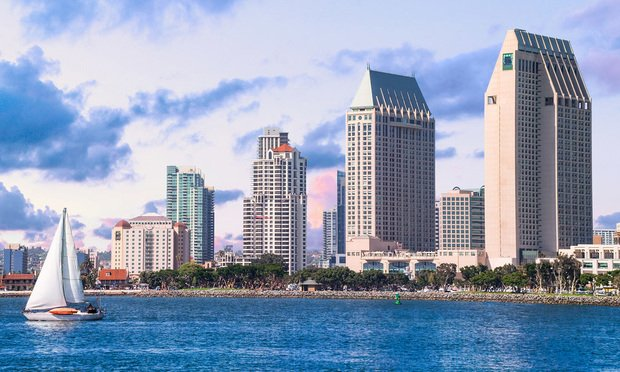 Downtown San Diego (Photo: Shutterstock)