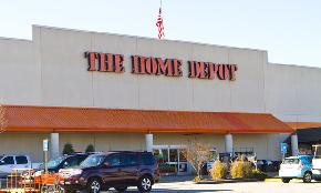 Home Depot Can't Transfer Slimmed Down Contract Dispute to Georgia Judge Rules
