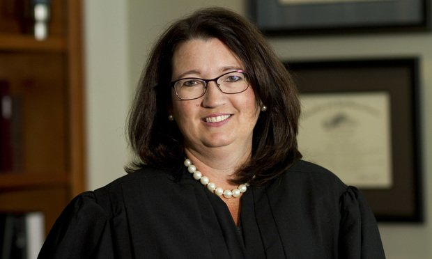 Questions for the Bench': Judge Kim Childs of Cobb County