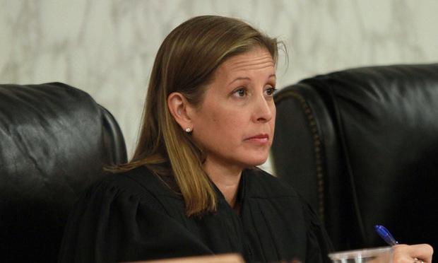 Judge Sara Doyle, Georgia Court of Appeals. (Photo: John Disney/ALM)