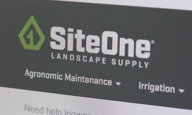 Briley Brisendine, SiteOne Landscape Supply   Daily Report