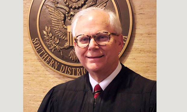 Chief Judge J. Randal Hall of the U.S. District Court for the Southern District of Georgia, Augusta. (Courtesy photo)