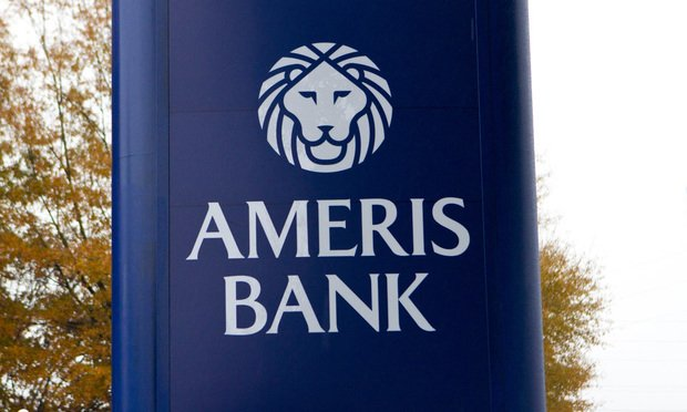 Ameris Bank (Photo: John Disney/ALM)