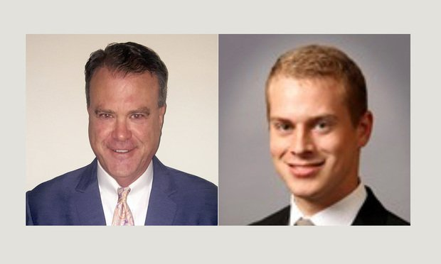 Judge Christopher Edwards (left) and Kyle Timmons (Courtesy photos)