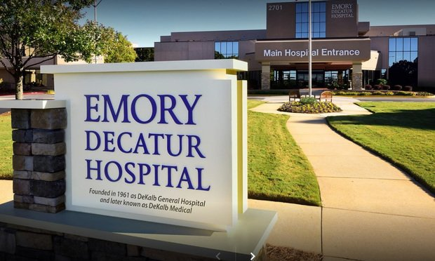 Image result for emory decatur hospital