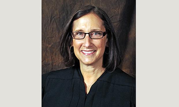 Judge Penny Freesemann, Chatham County Superior Court. (Courtesy photo)