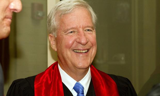Judge Richard Story.