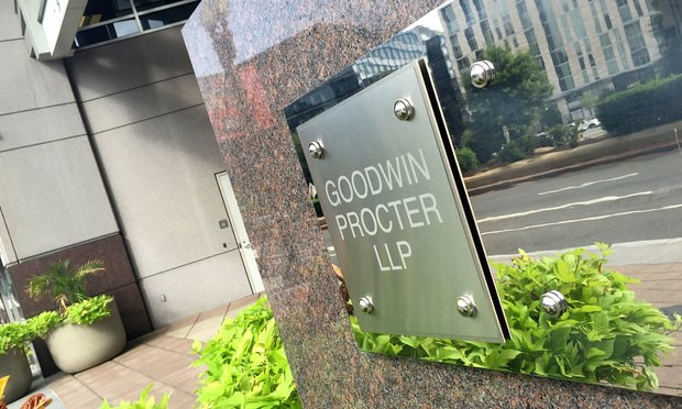 Goodwin Procter offices in Washington, D.C.
