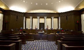 Georgia Supreme Court Disbars 1