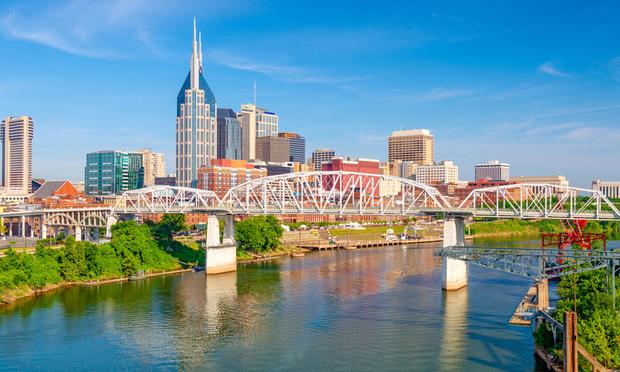 Nashville, Tennessee. (Photo: Sean Pavone/Shutterstock)