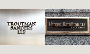 Ahead of Merger Troutman Makes Pay Cuts Firms Defer First Years
