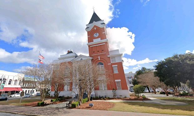 Bulloch County State Court, Statesboro, Georgia. (Photo: Google)