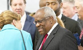 Justice Thomas at Georgia Courthouse Dedication: 'We are Not Mass Media Icons We Are Judges'