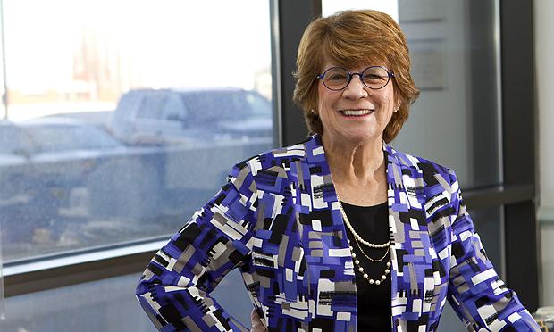 Judge Janis Gordon, DeKalb County Superior Court. (Photo: John Disney/ALM)