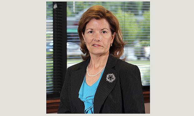 Judge Kathy Schrader.