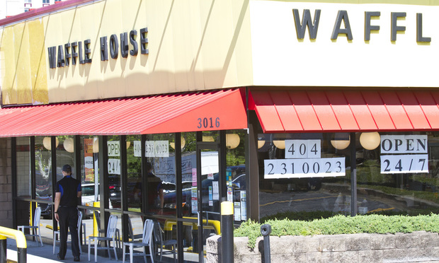 "Iconic restaurant chain ""Waffle House"" which is based in Atlanta opens its locations for dine in."
