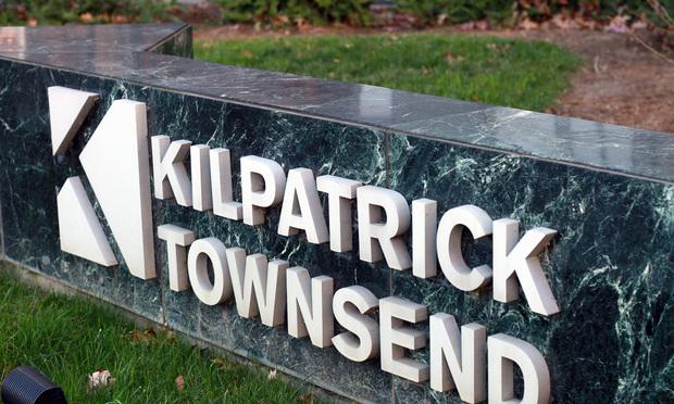 Kilpatrick Townsend, Atlanta. Photo: John Disney/ALM