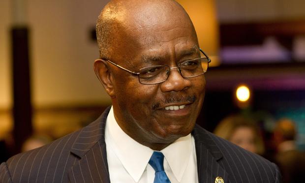 Paul Howard, Fulton County district attorney. (Photo: John Disney/ALM)