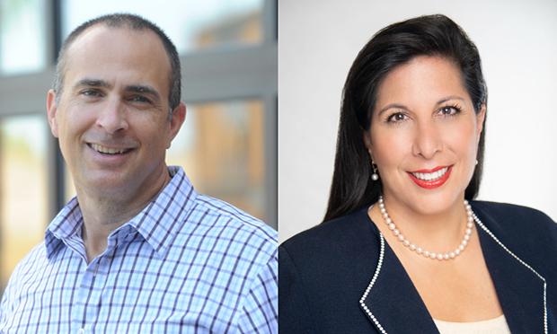 Todd Stanton of Stanton Law (left) and Amanda Farahany of Barrett & Farahany. (Courtesy photos)
